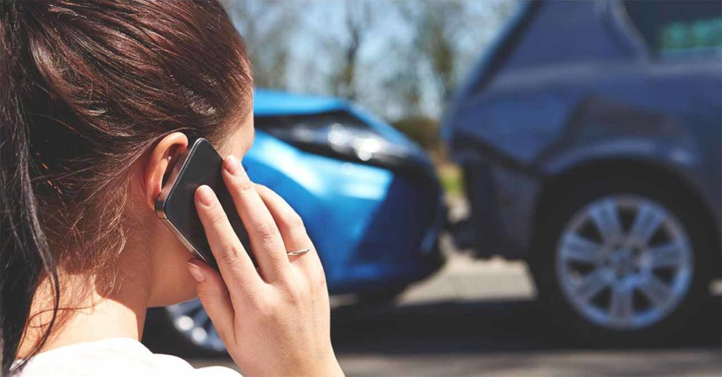 Auto Accident - Windsor Troy Employment Lawyers