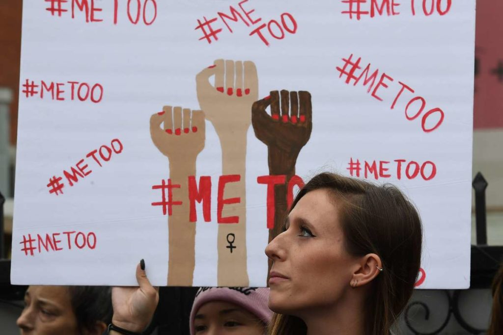 The #MeToo movement helped spawn a slew of bills in the California Legislature seeking to curb sexual harassment.Photo: Mark Ralston / AFP / Getty Images