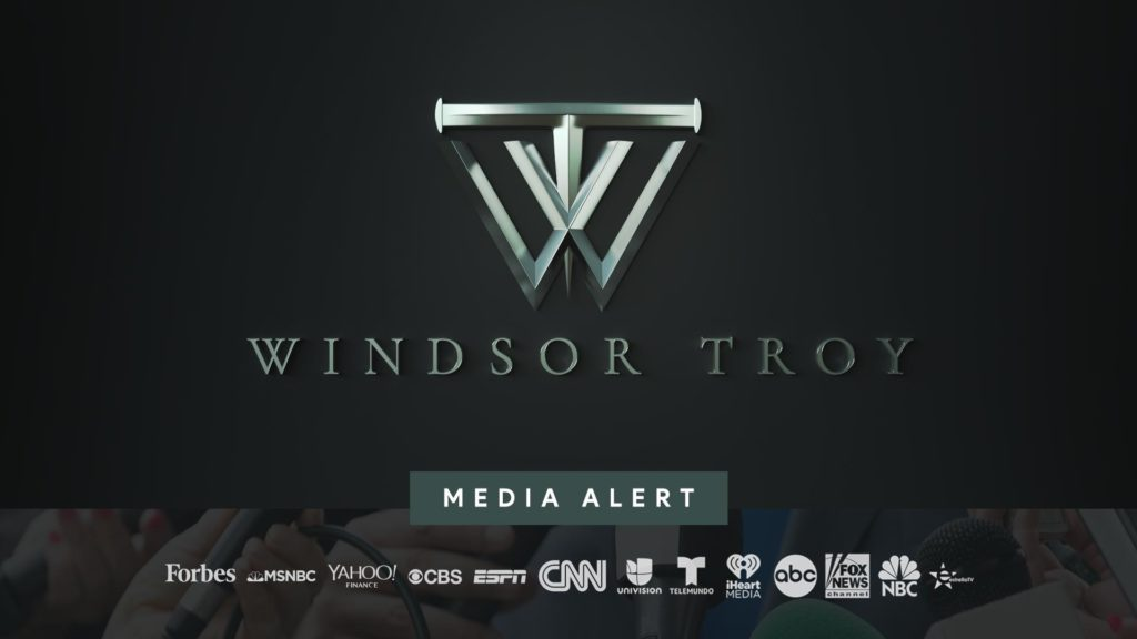 Windsor Troy Media Alert