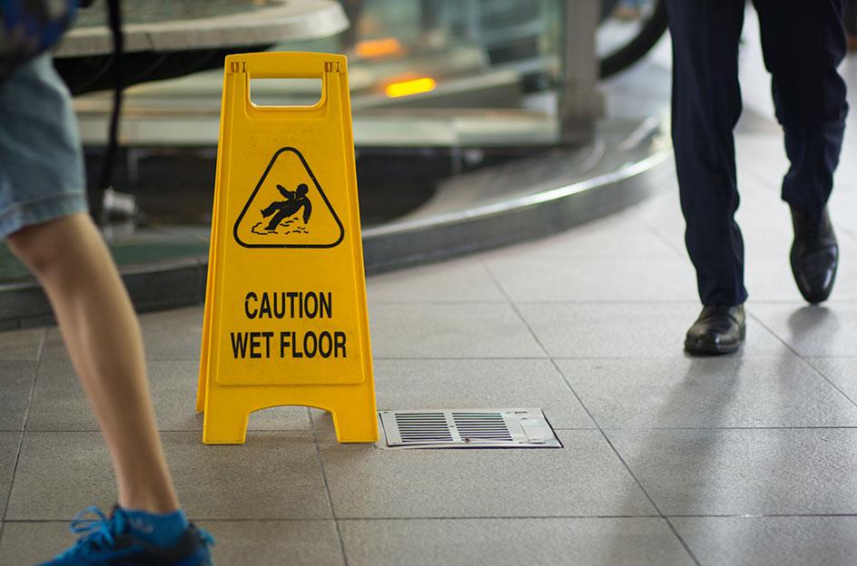 Slip & Falls - Windsor Troy Employment Lawyers